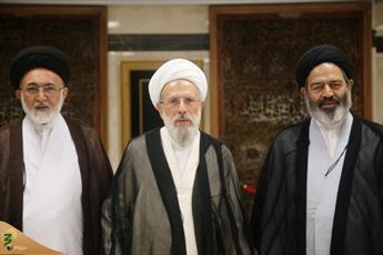 آئین نکوداشت آیت الله محمدی ری شهری برگزار شد