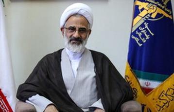 پیام تبریک نماینده ولی فقیه در سپاه پاسداران به قالیباف و لاریجانی