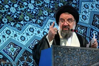 خطيب جمعة طهران: إدلاء الجماهير بأصواتها سيذل الأعداء