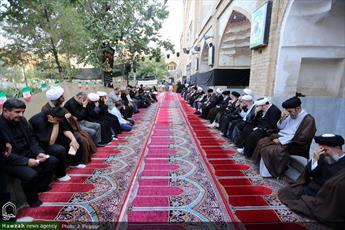 مراسم بزرگداشت امام خمینی(ره) و قیام ۱۵ خرداد امشب در مدرسه فیضیه برگزار می شود