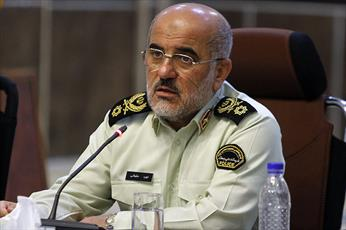 نیروی انتظامی، حافظ ارزشها و دستاوردهای انقلاب اسلامی است