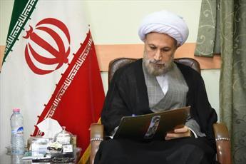 حجت الاسلام والمسلمین دژکام سال نو را تبریک گفت