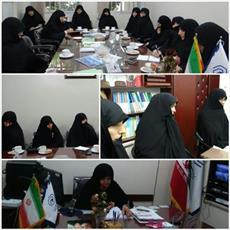 اجلاس مدیران مدارس علمیه خواهران گلستان برگزار شد