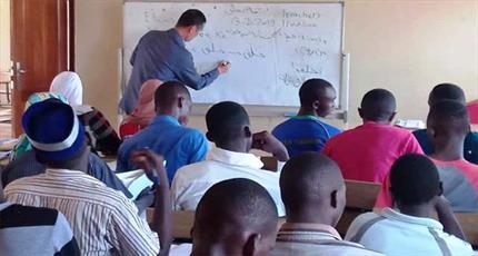 آموزش اخلاق اسلامی در اوگاندا