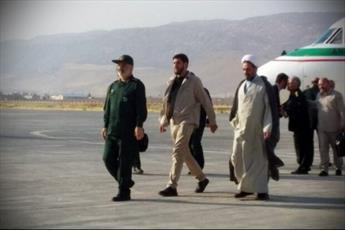 فرمانده کل سپاه به استان لرستان سفر کرد