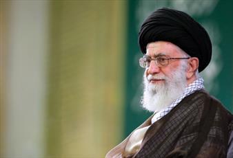 بيان تعزية الإمام الخامنئي برحيل آية الله محمد آصف محسني