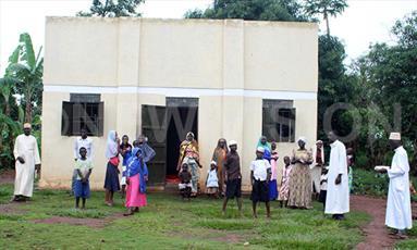 با کمک مسلمانان داوطلب، مسجدی برای روستائیان در اوگاندا راه اندازی شد