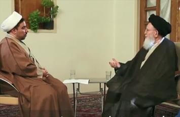 فیلم/ گفتوگوی تفصیلی با آیتالله سید محمد حسینی زنجانی