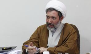 حجت الاسلام زمانی معاون بین الملل حوزه