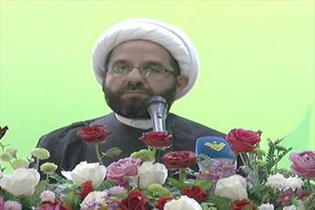 شیخ علی دعموش