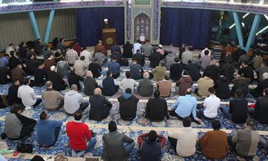 نماز جمعه هامبورگ