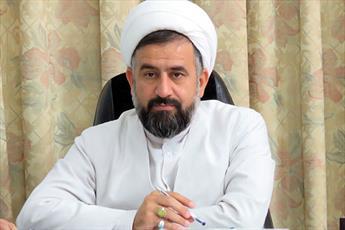 حجت الاسلام محمد شمس مدیر حوزه علمیه یزد