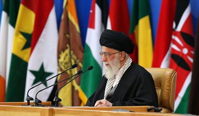 تصاویر/ ششمین کنفرانس بین المللی حمایت از انتفاضه فلسطین