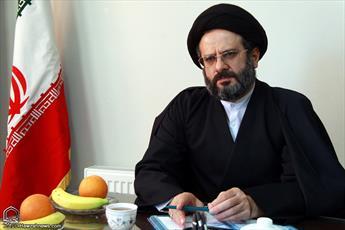 بازدید مسئول مرکز ارتباطات و بین الملل حوزه، از  خبرگزاری حوزه و هفته نامه افق