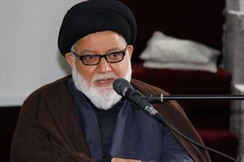 حجت الاسلام سید مرتضی کشمیری