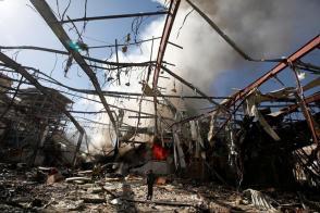 حمله عربستان به قایق پناهندگان در یمن جنایت جنگی است