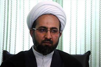 حجت الاسلام وحید بابادائی-معاون تبلیغ حوزه علمیه تهران