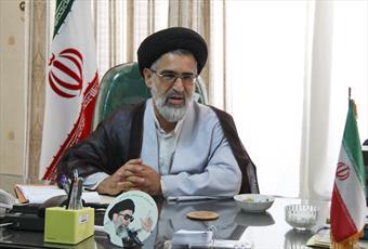 حجت الاسلام والمسلمین محمدی-مسئول دفتر شورای نگهبان در استان یزد