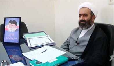 حجت الاسلام والمسلمین محمود ملک دار در گفت وگو با حوزه