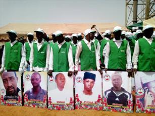 برگزاری مراسم سالانه «روز شهدا» در شهرهای مختلف نیجریه