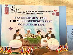 رییس مرکز اسلامی هامبورگ در دانمارک