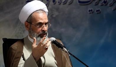آیت الله علیرضا اعرافی مدیر حوزه های علمیه