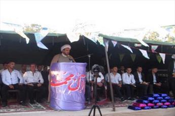 شیخ علی بحسون نماینده آیت الله بشیر نجفی در لبنان