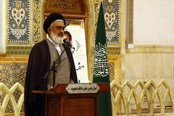 حجت الاسلام سید محمد سعیدی