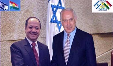 بارزانی و نتانیاهو