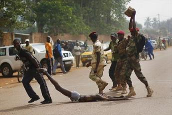 کشتار مسلمانان آفریقای مرکزی