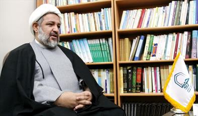 حجت الاسلام والمسلمین وعد مرادبیگی-مدیر حوزه علمیه ایلام