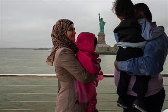 آلبوم عکس مسلمانان آمریکا در مجله نشنال جئوگرافیک منتشر شد
