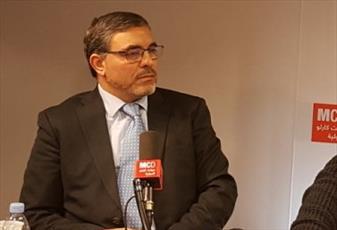 دکتر عماد الدین الحمرونی کارشناس جغرافیایی شیعه و استاد دانشگاه المصطفی پاریس