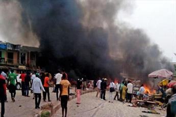انفجار تروریستی نیجریه