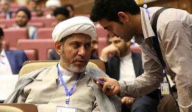 محمدعلی اللواتی کارشناس قرآنی از عمان