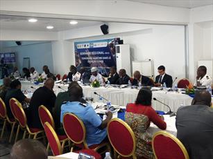 سمینار بین الملی مبارزه با تروریست در ساحل عاج