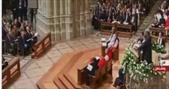 تلاوت آیاتی از قرآن کریم برای رییس جمهور جدید آمریکا