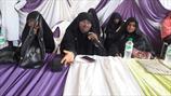 آئین بزرگداشت شخصیت حضرت زهراء(س) در نیجریه  برگزار شد +تصاویر