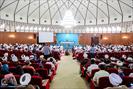تصاویر/ مراسم افتتاحیه دبیرخانه نخستین کنگره فقیه فقه نظام در قم
