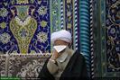 تصاویر/ مراسم سوگواری شهادت امام حسن عسکری (ع) در بیت آیت الله العظمی جوادی آملی