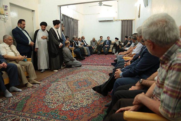 توصیه آیت الله العظمی حکیم به پزشکان عراقی
