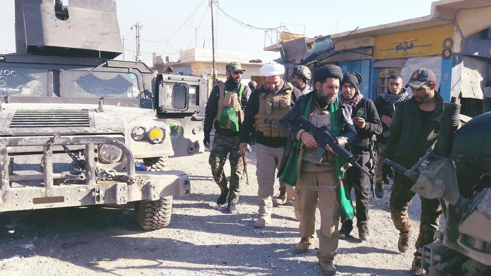 آخرین اخبار آزادسازی موصل از زبان روحانیون مجاهد عراقی