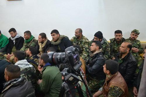 توصیه آیت الله العظمی حکیم به نیروهای بسیج مردمی عراق