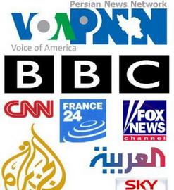 نقشههای شوم رسانهای غرب بر ای زنان ایرانی