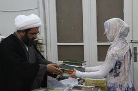 عکس/تشرف بانوی مسیحی به دین اسلام