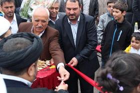 مسجد اهل البیت(ع) در سالزبورگ اتریش افتتاح شد+تصاویر