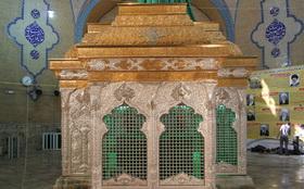 سلام هایی که بر ضریح امام حسین(ع) درج شده است
