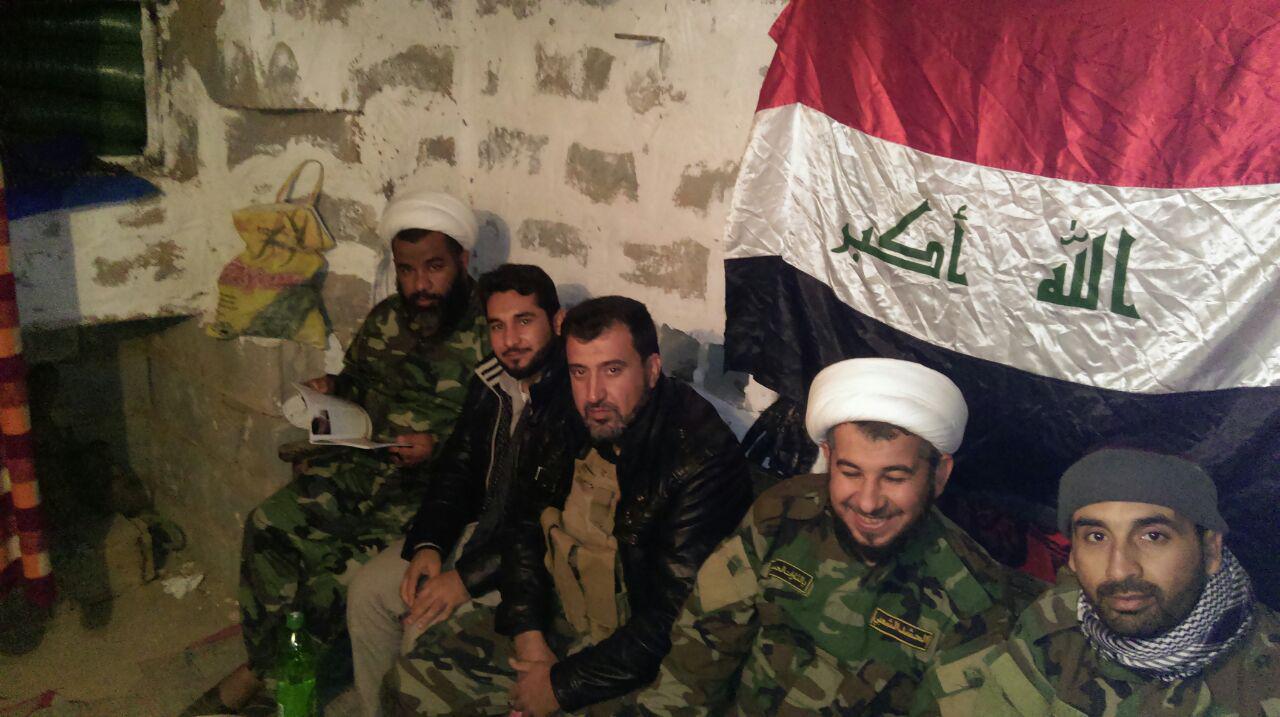 روحانی مجاهد عراقی
