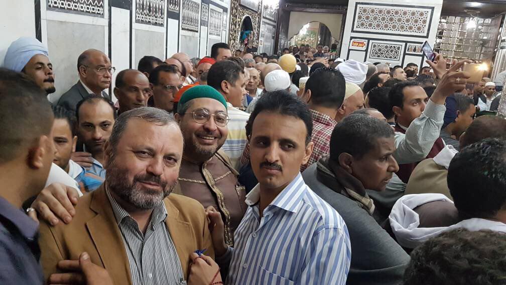 جشن میلاد امام حسین(ع) در مصر برگزار شد