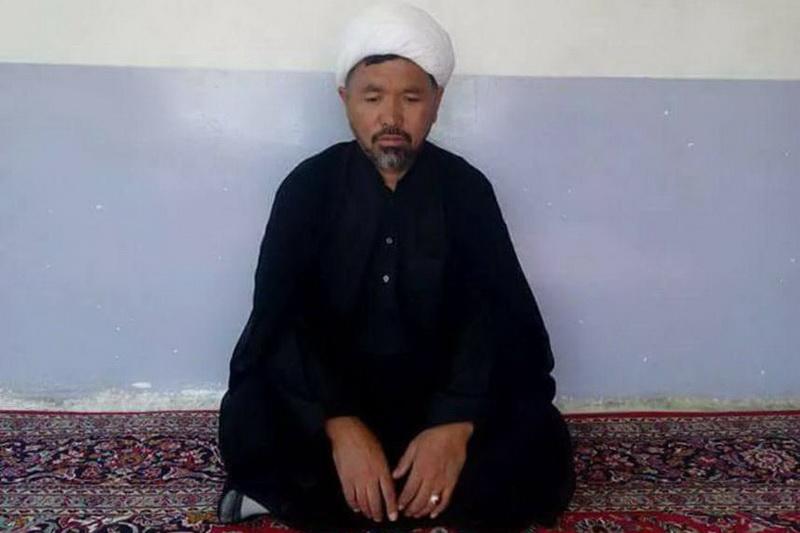 شهید حجت الاسلام فصیحی امام جماعت مسجد امام زمان کابل